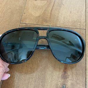 Nike vintage 72 aviator sunglasses.
